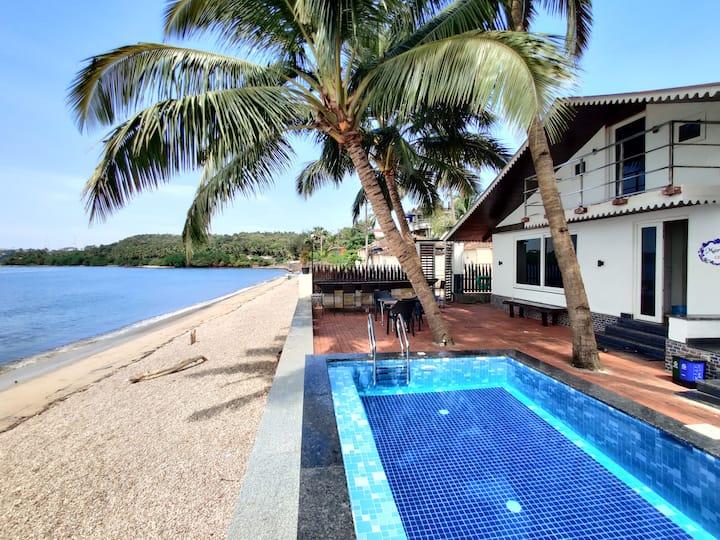 The Beach Villa Goa