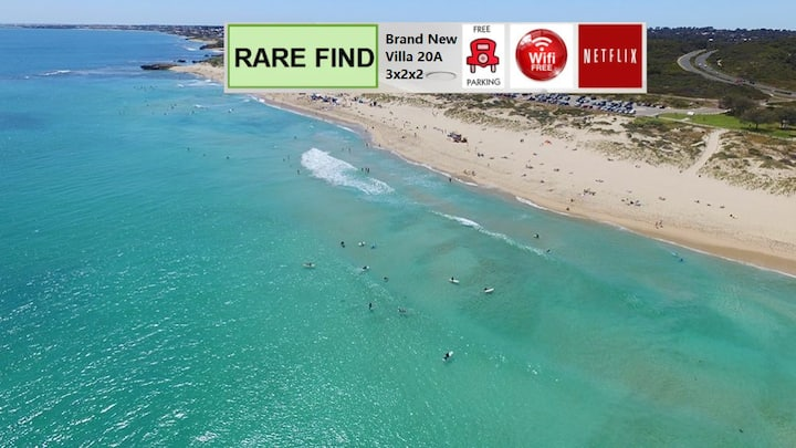 20A Perth Luxary new villa shortdrive to Beach CBD