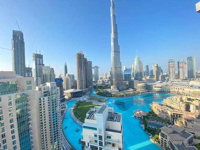 DurraniHomes - Panoramic 2bed with burj & fountain
