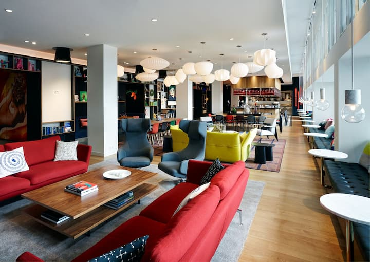 citizenM Zurich