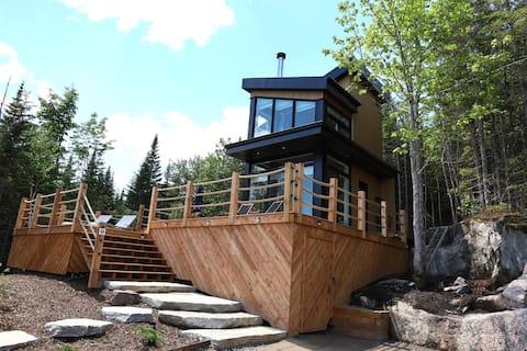 Le Panörama : Mini maison en nature (CITQ 303363)