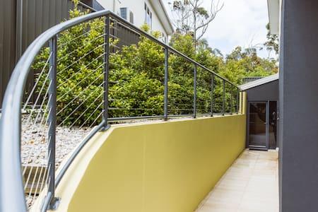 Level access to front door