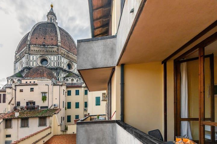 Terrace on Duomo Luxury Flat