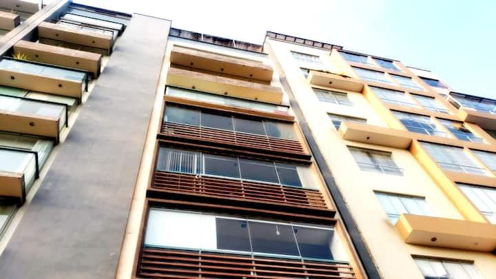 Luxurious all-inclusive apartment in San Borja