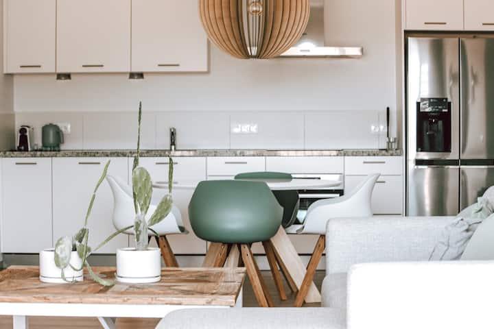 BBlauw appartement