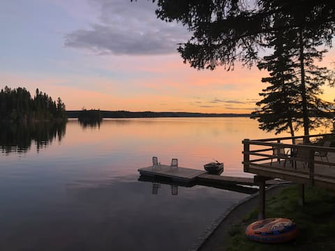Paradise on Bridge Lake