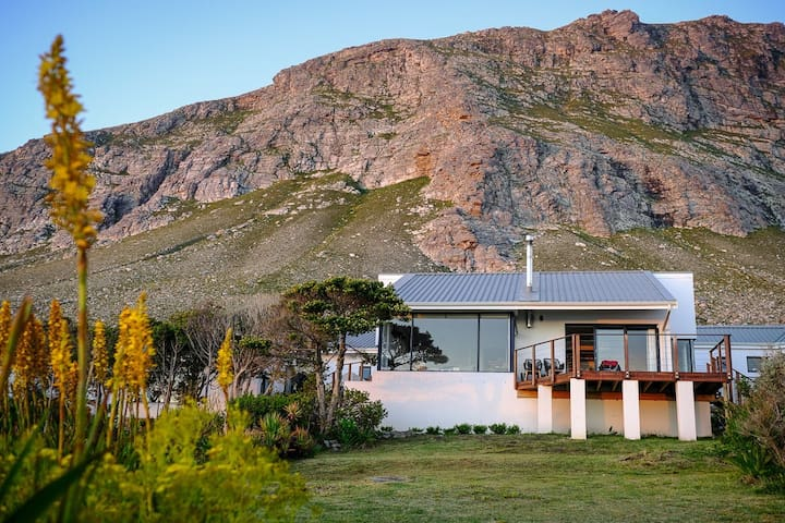 The Main House at The Conservancy Betty's Bay