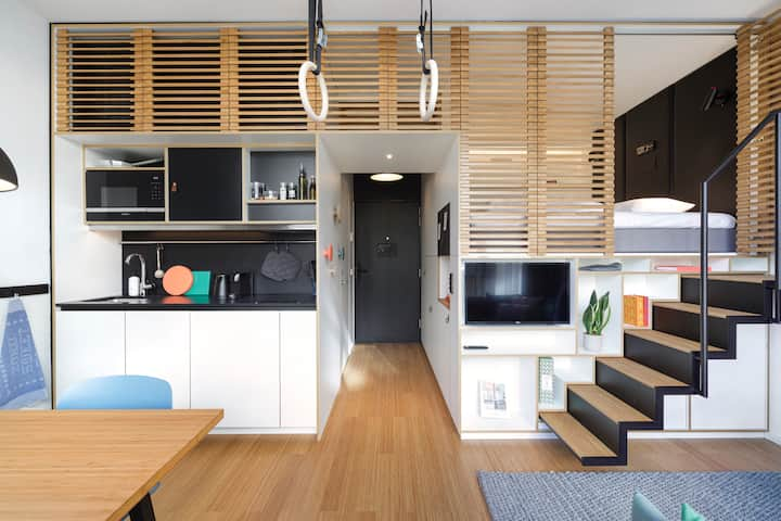 Zoku Loft - Home/Office Hybrid - Hotel Stay