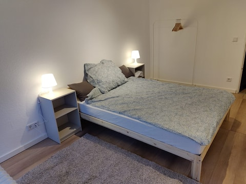 Entire 2 bed room apartment within city center