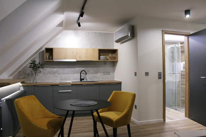 Minaret Residence - Studio apartment