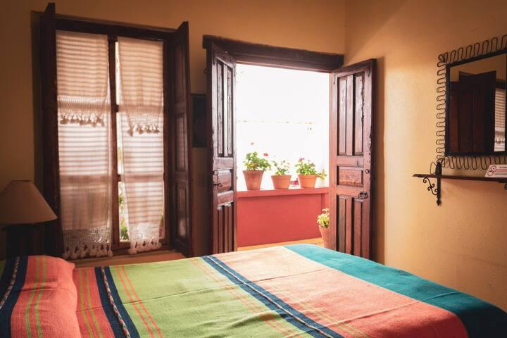 Suite Yunuen / En casa  Pirekua