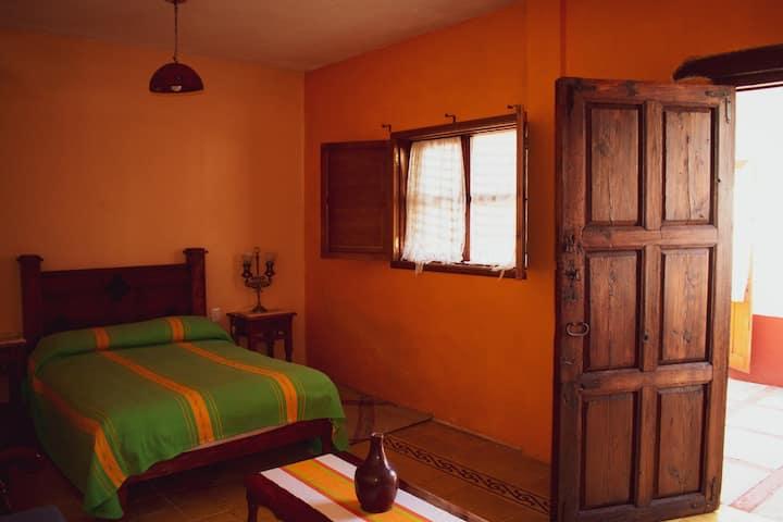 Suite Tecuena/ en casa la Pirekua