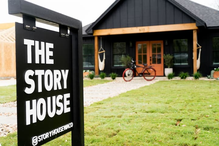 The Story House - Brand New Home in Silos District