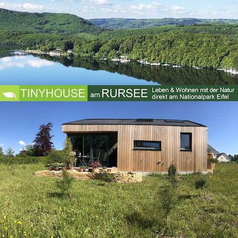 Tinyhouse Rursee Natur & Wohnerlebnis
