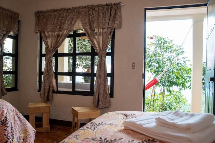 Habitaciones Rancho Fortaleza Atitlán