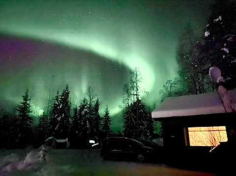 Lapin Paradise -a little haven in Lapland