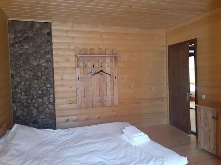 Окрема кімната у садибі Bila Hata,спальня N4