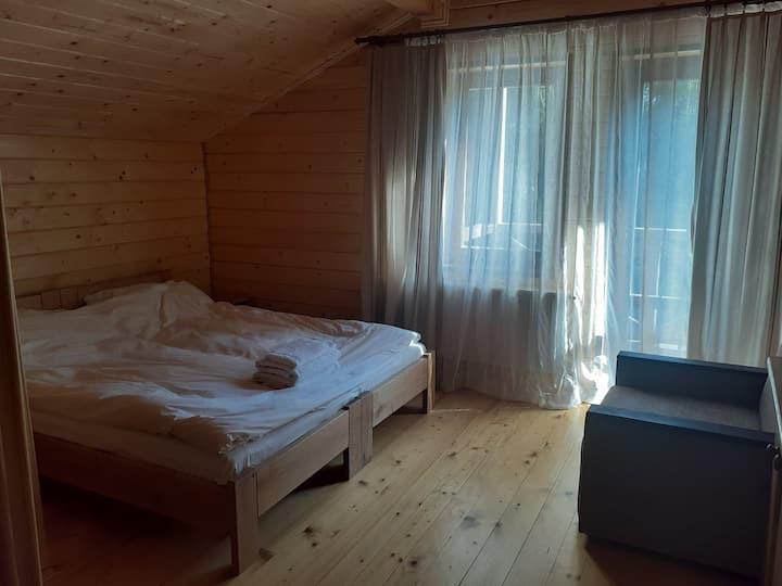 Окрема кімната у садибі Bila Hata,спальня N6
