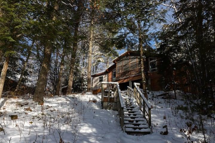 Haliburton Highlands Forest Escape