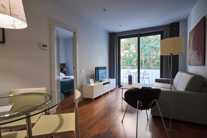 Sensational 1-bedroom apartment in Sagrada Familia