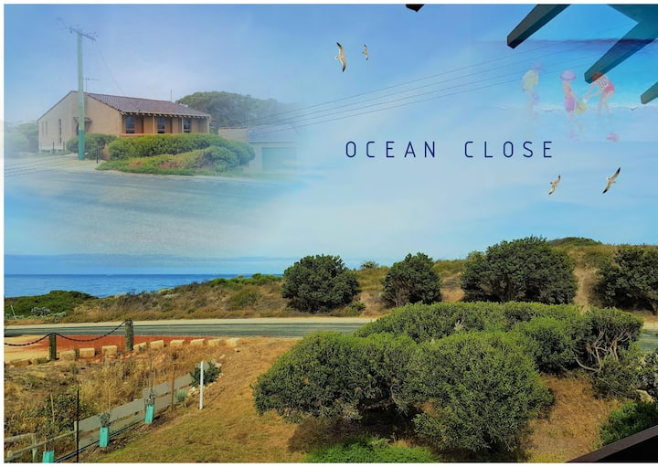 Ocean Close - enjoy it all, so close to the Ocean.