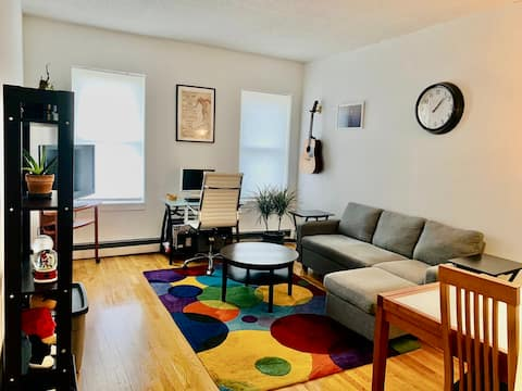 Dog Friendly - 10 mins from Downtown Boston
