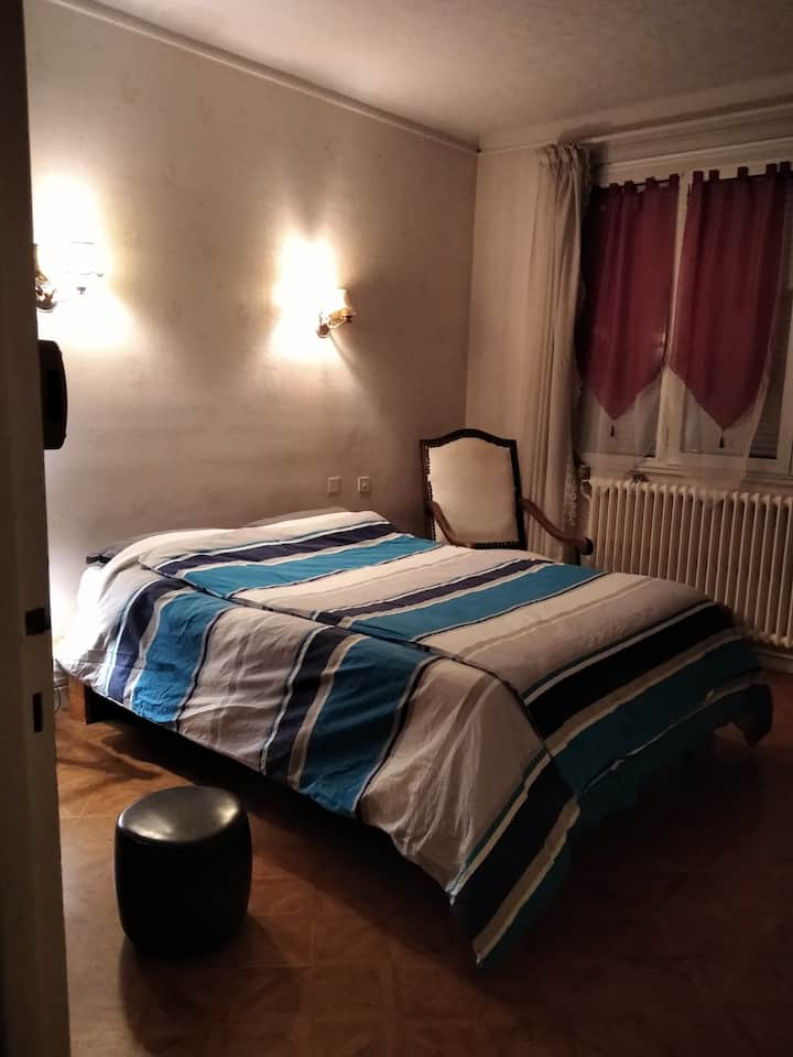 Chambres aux portes de Guéret