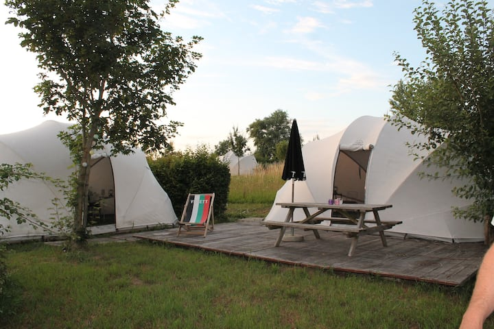 Glamping Ecochique FGT2