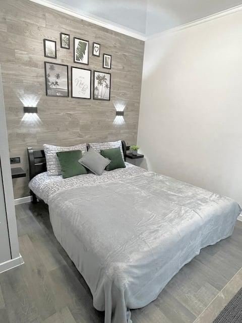 Irpin' Apartment-Studio on ground floor