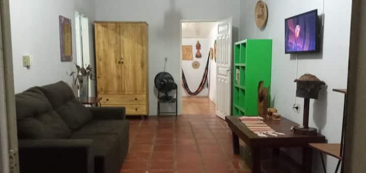 Casa Flor da Serra da Bodoquena.
