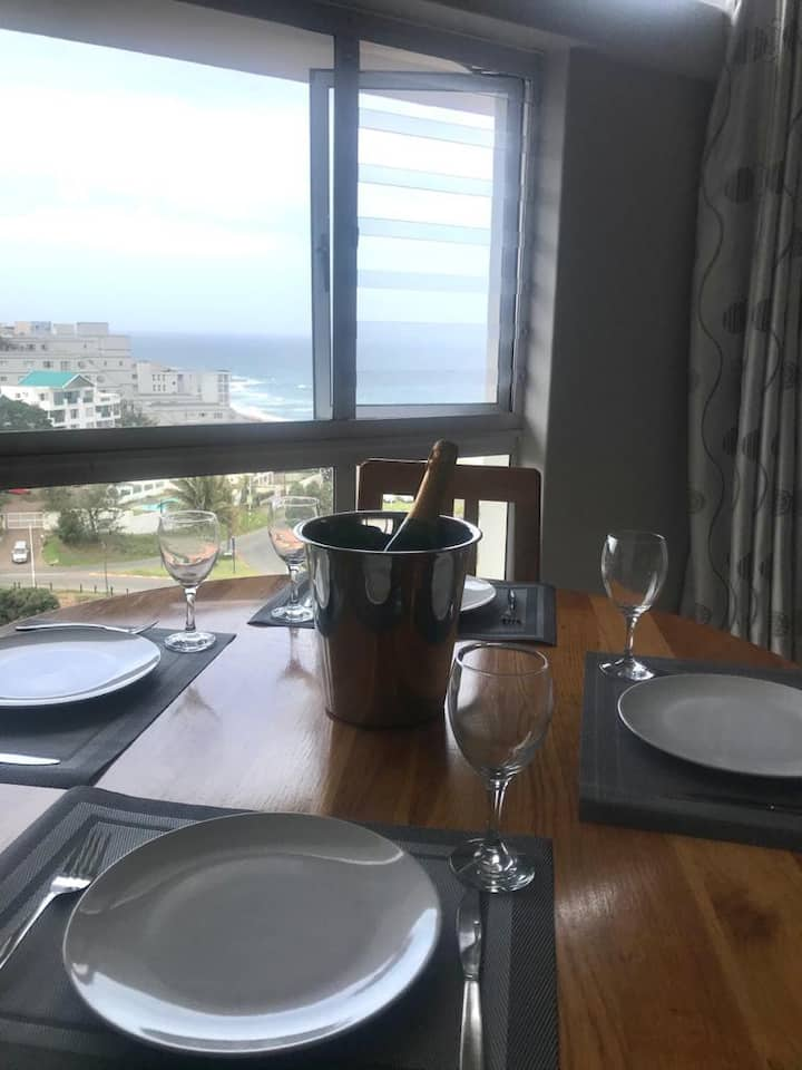402 Umdloti Holiday Resort - Stunning Views.