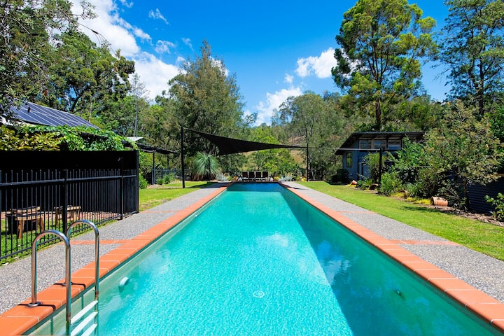 Riversong Guest House - Lost World nature retreat