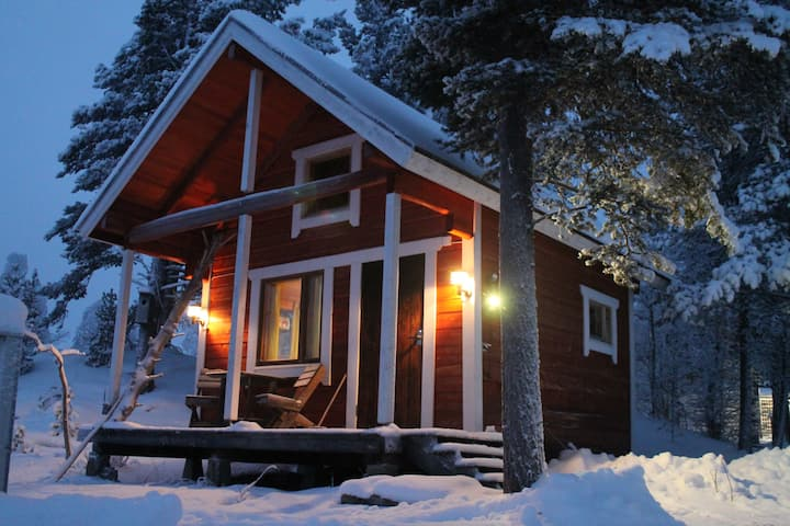 Small cabin in Enontekiö, Finnish Lapland