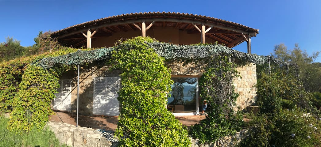 Villas Valinco Capicciolo Vue * proche mer Piscine
