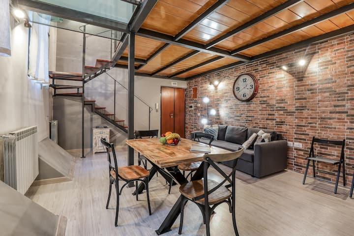 ATRHOME Loft Studio Canova