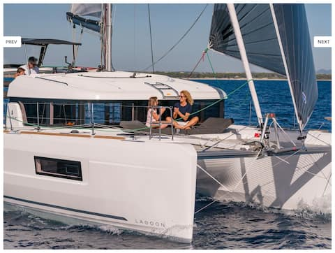 Once In a Lifetime! Go Sail Yachting in the BVI!