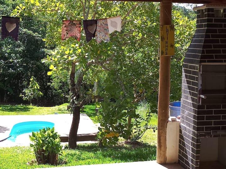 Casa Rural  em Pirenópolis Goiás