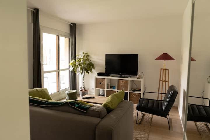 Le Perreux-sur-Marne : bel appartement centre
