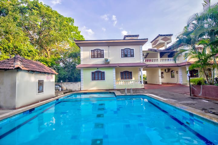 Amazing 4BHK VILLA With Pool For Family & Friends