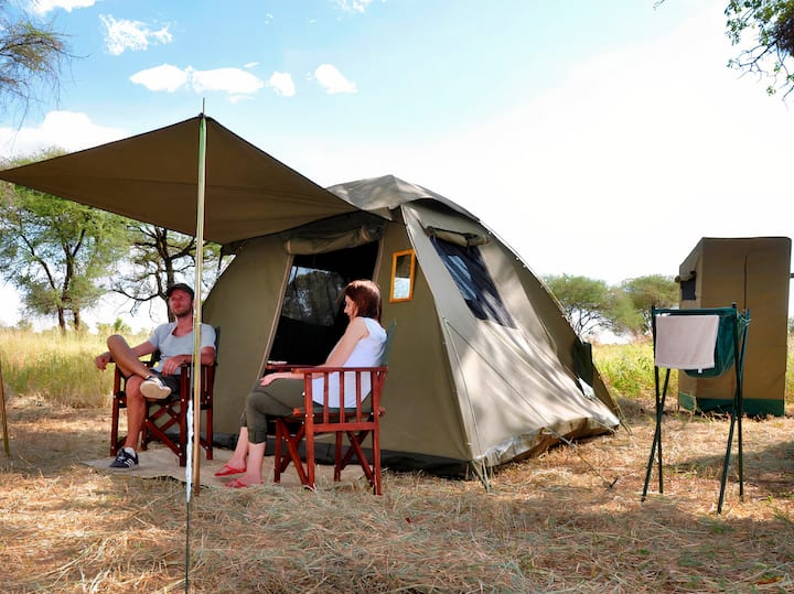 Kimana Amboseli  Enashipai Top Hill Camping