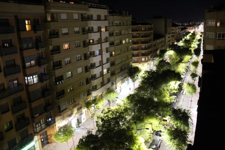 Atico Gran Boulevard de Albacete