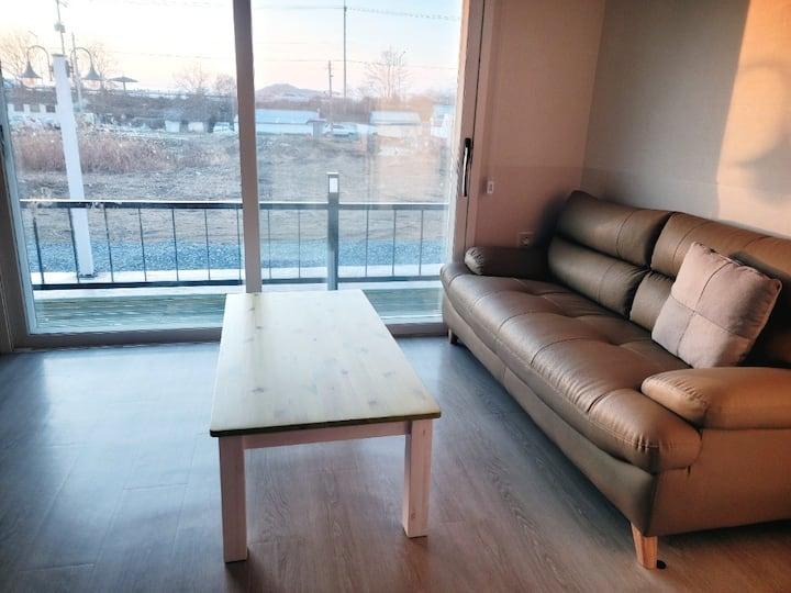 땅콩주택 B동 1층