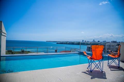 Jackie's sea view apartment