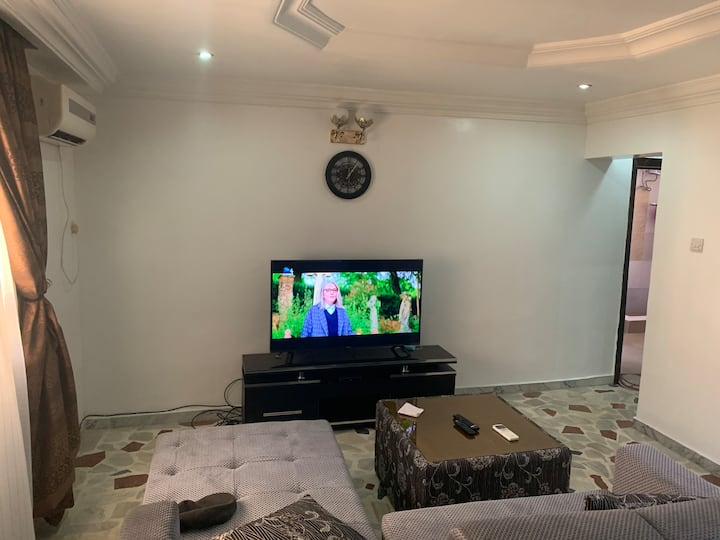 1 bedroom With Magnificent Balcony In Wuse 2