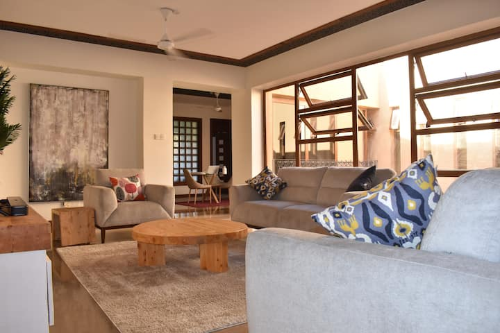 Spacious 3BR entire apartment in Moyne Drive Nyali
