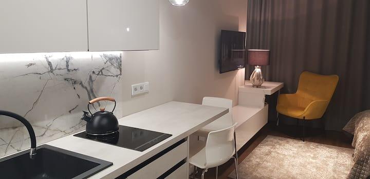 Apartament 61, Lublin, Unia Art Residence