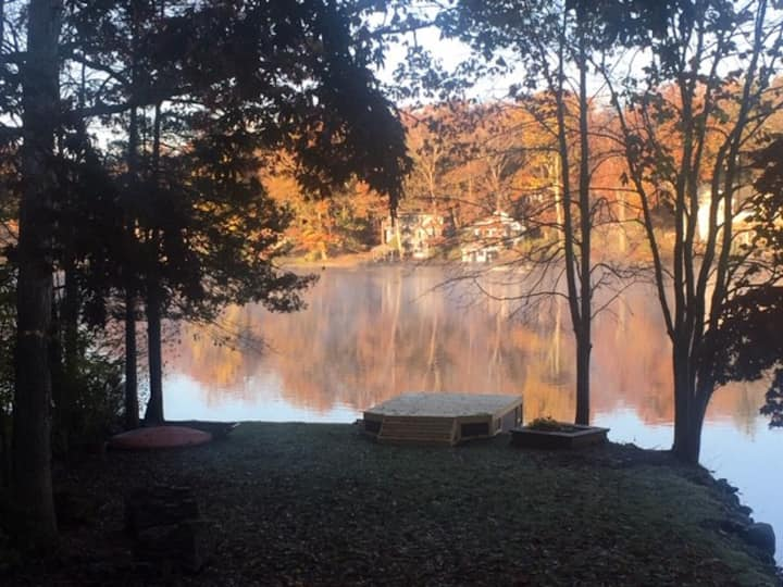 Leave it all behind at the Lake-45 min from NYC