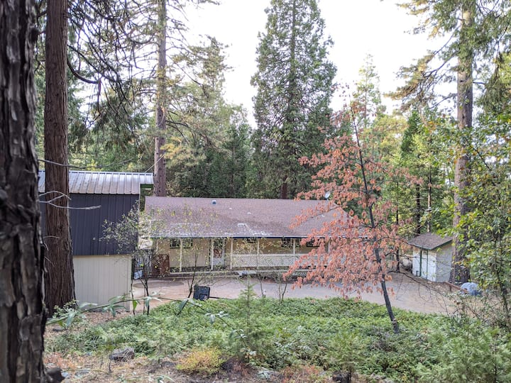 NEW! Tranquil Mountain Home w/ Creek Views