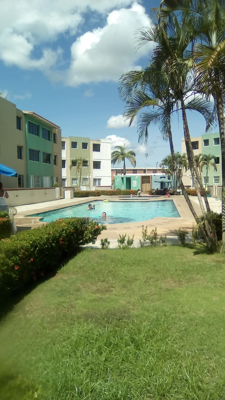 Higuerote. Conjunto Residencial Parque Palma