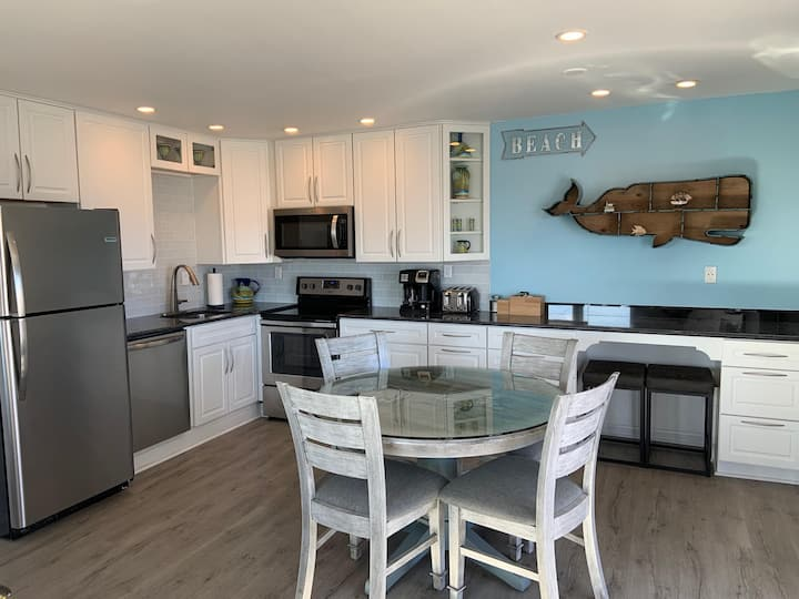 Newly Renovated North Ocean City Ocean View Dream